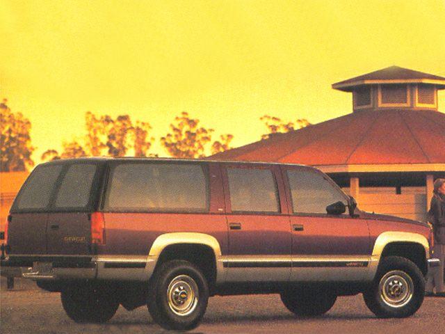 1994 Chevrolet Suburban 2500 Specs Safety Rating Amp Mpg