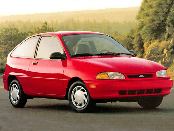 1994 Ford Aspire Specs Safety Rating Amp Mpg Carsdirect
