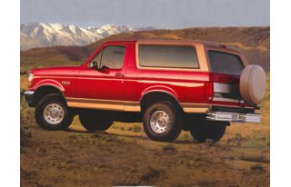 GE 1994 Ford Bronco