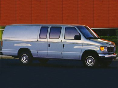 null 1994 Ford E-350