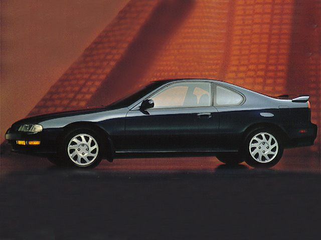 1994 Honda Prelude Specs Safety Rating Amp Mpg Carsdirect