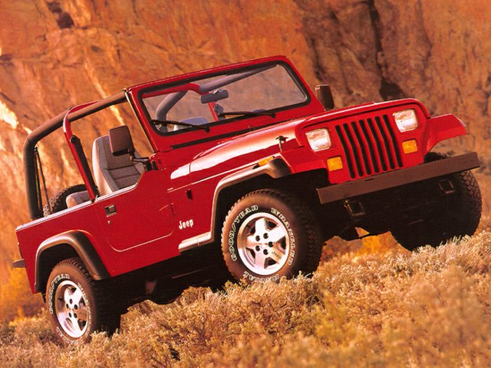 1994 jeep wrangler specs safety rating mpg carsdirect. Black Bedroom Furniture Sets. Home Design Ideas