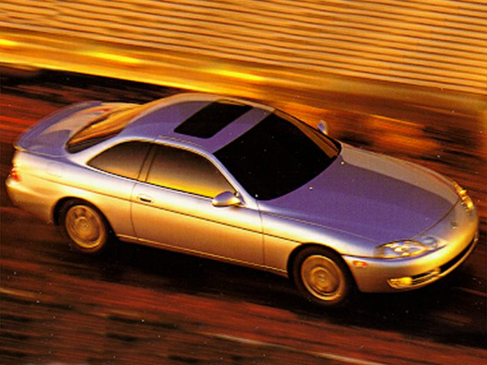 1994 lexus sc 300 specs safety rating mpg carsdirect. Black Bedroom Furniture Sets. Home Design Ideas