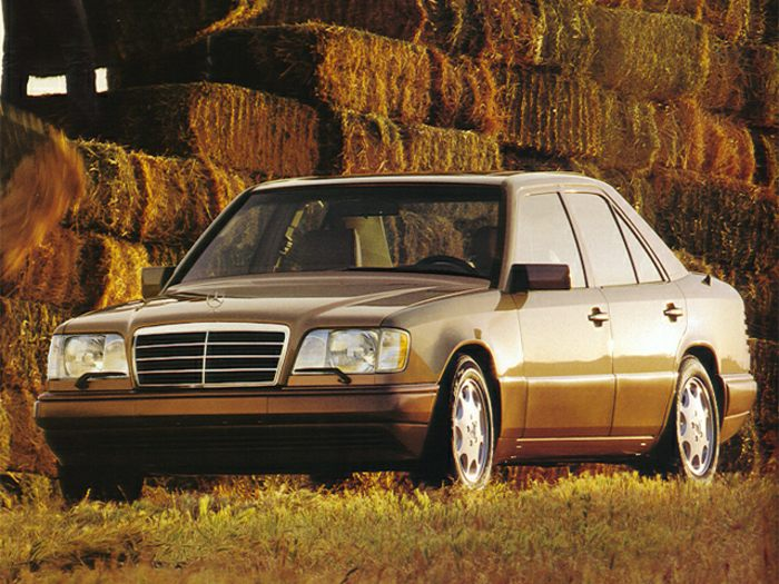 1997 Mercedes Benz E420 Specs Safety Rating Mpg