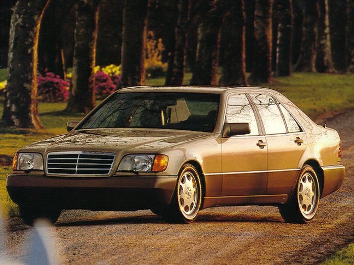 1994 mercedes benz s320 specs safety rating mpg for Mercedes benz all models