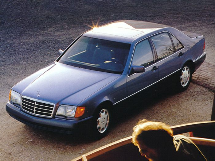 1994 mercedes benz s420 specs safety rating mpg for Mercedes benz s420