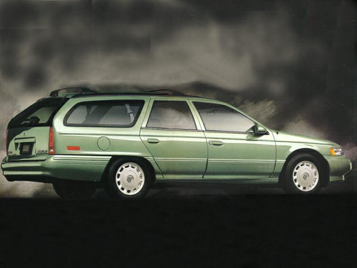 1994 mercury sable specs safety rating mpg carsdirect. Black Bedroom Furniture Sets. Home Design Ideas