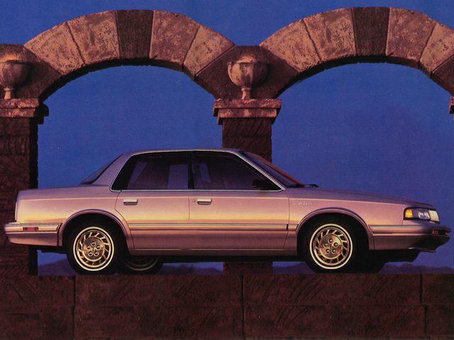 1994 oldsmobile cutlass ciera mpg