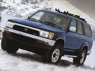 1994 toyota 4runner styles features highlights. Black Bedroom Furniture Sets. Home Design Ideas