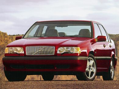 null 1994 Volvo 850