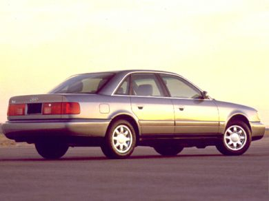 null 1995 Audi A6