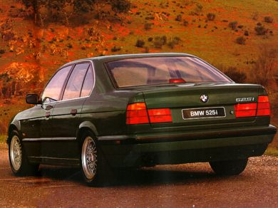 null 1995 BMW 525