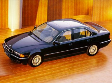 null 1995 BMW 740
