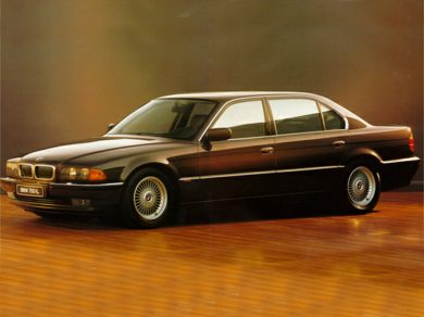 null 1995 BMW 750