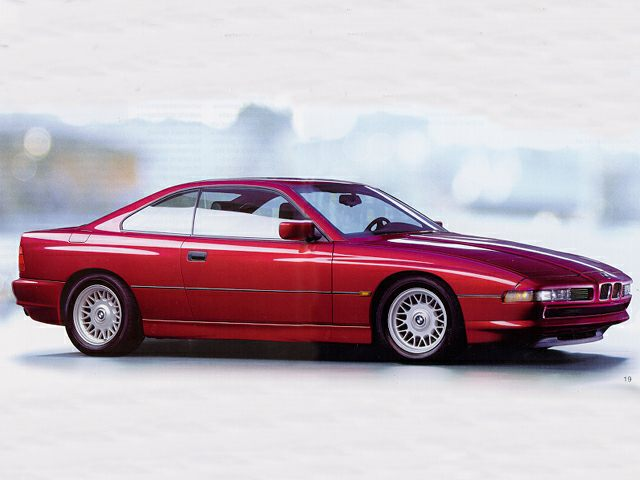 1995 Bmw 850 Specs Safety Rating Amp Mpg Carsdirect
