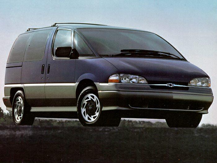 pic chevy lumina 1995 van
