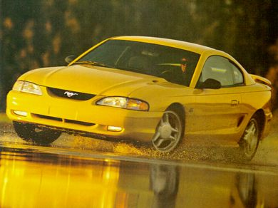 GE 1995 Ford Mustang