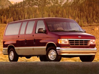 null 1995 Ford Club Wagon