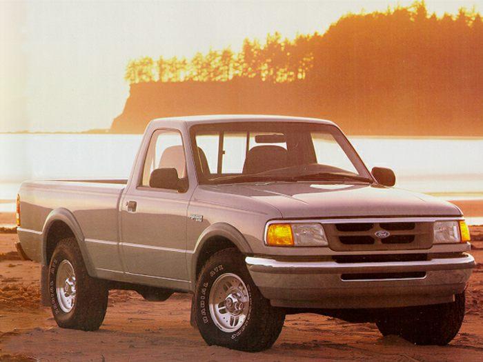 1995 ford ranger specs safety rating mpg carsdirect. Black Bedroom Furniture Sets. Home Design Ideas