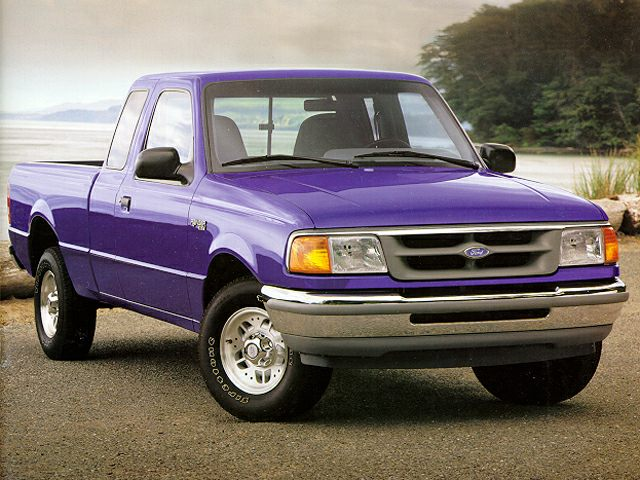 1995 Ford Ranger Specs Safety Rating Amp Mpg Carsdirect