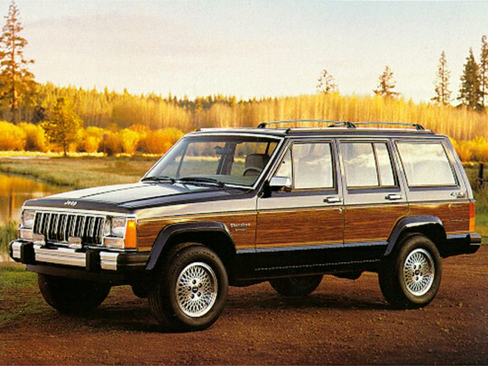 1995 jeep cherokee specs safety rating mpg carsdirect. Black Bedroom Furniture Sets. Home Design Ideas