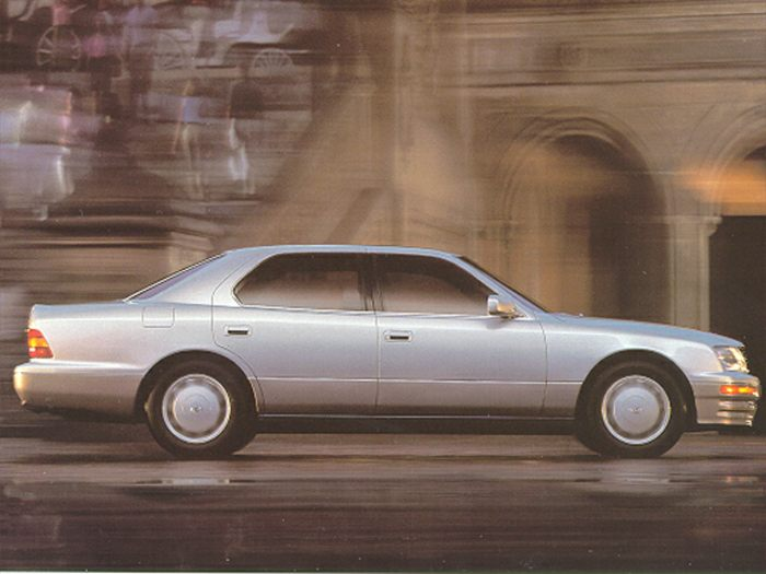 1995 lexus ls 400 specs safety rating mpg carsdirect. Black Bedroom Furniture Sets. Home Design Ideas