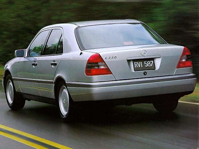 1995 mercedes benz c220 specs safety rating mpg for 1995 mercedes benz c220