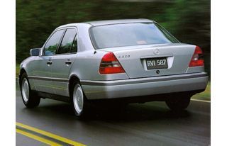 GE 1995 Mercedes-Benz C220
