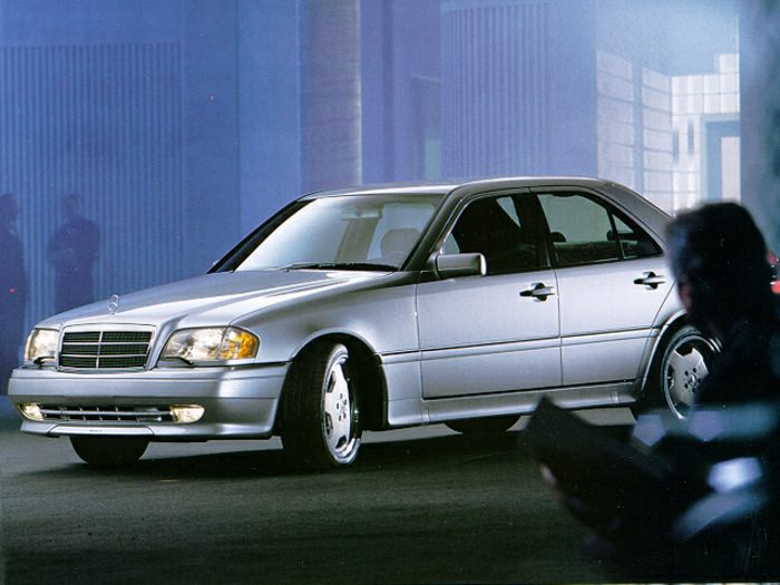1995 mercedes benz c36 specs safety rating mpg carsdirect for Mercedes benz all models
