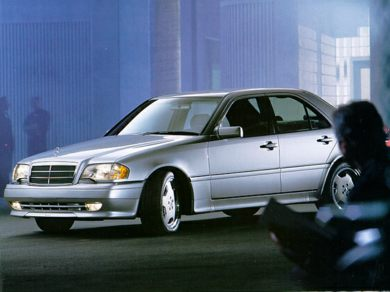 GE 1995 Mercedes-Benz C36