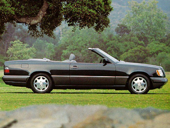 1995 mercedes benz e320 specs safety rating mpg for Mercedes benz 1995 e320