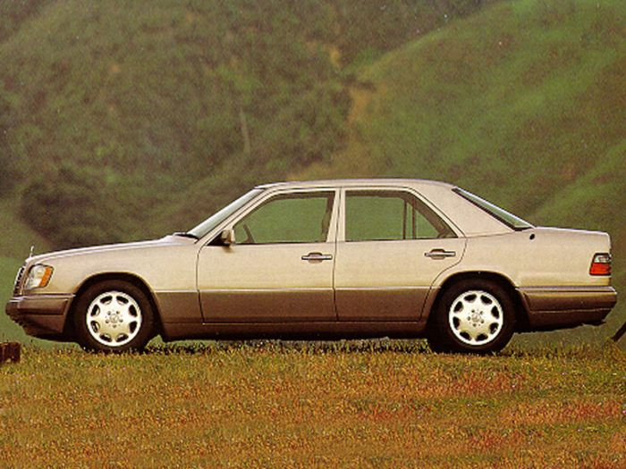 1995 Mercedes Benz E420 Specs Safety Rating Mpg