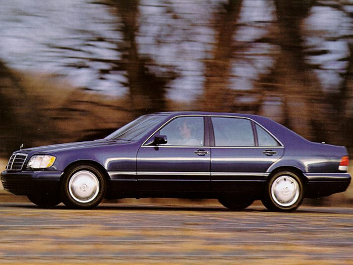 1995 mercedes benz s320 specs safety rating mpg for Mercedes benz 1995 s320