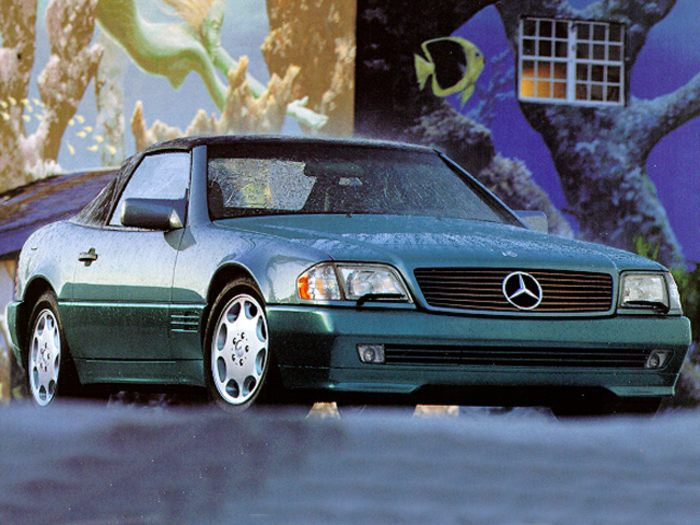 1995 mercedes benz sl500 specs safety rating mpg for 1995 mercedes benz sl500
