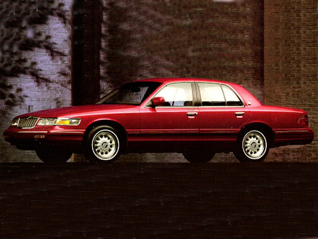 1995 mercury grand marquis specs safety rating mpg