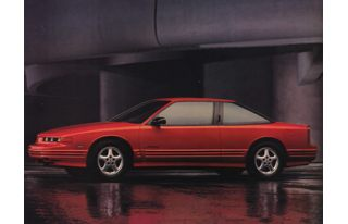 GE 1995 Oldsmobile Cutlass Supreme