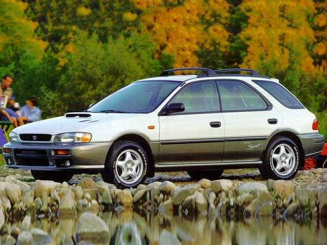 1996 Subaru Impreza Outback Sport Specs Safety Rating Amp Mpg Carsdirect