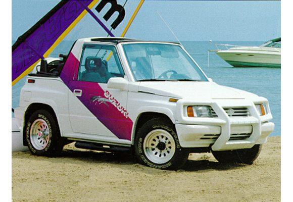 1995 Suzuki Sidekick Pictures Amp Photos Carsdirect