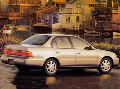 1995 toyota corolla specs safety rating mpg carsdirect. Black Bedroom Furniture Sets. Home Design Ideas