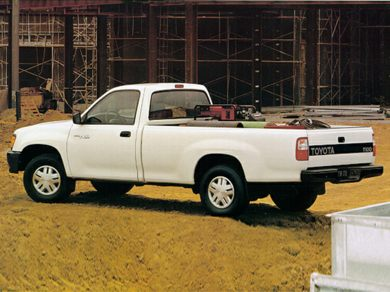 null 1995 Toyota T100