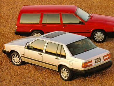 null 1995 Volvo 940
