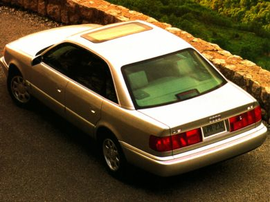 null 1996 Audi A6