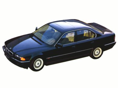 null 1996 BMW 750