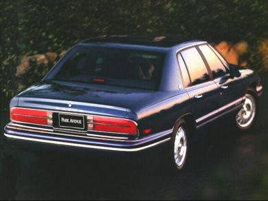 null 1996 Buick Park Avenue
