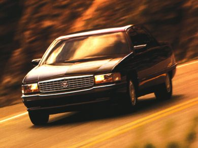 null 1996 Cadillac DeVille