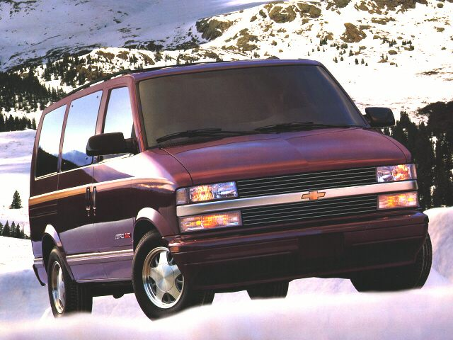 1996 Chevrolet Astro Specs Safety Rating Amp Mpg Carsdirect