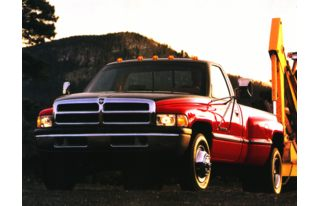 3/4 Front Glamour 1996 Dodge BR3500