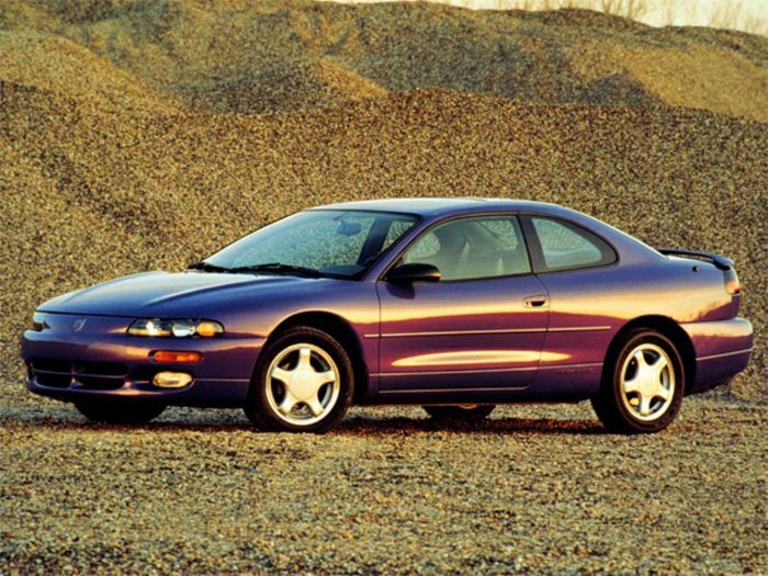 1996 dodge avenger specs safety rating mpg carsdirect. Black Bedroom Furniture Sets. Home Design Ideas