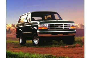 GE 1996 Ford Bronco