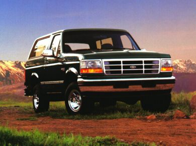 null 1996 Ford Bronco